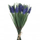 Hyacinth waistband, x20, H32cm, blue